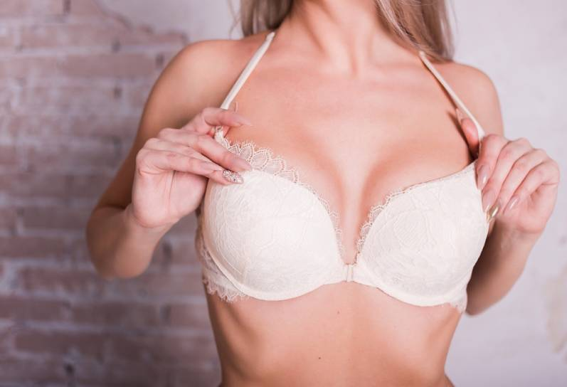Augmentation Mammoplasty with Implants in Jaipur